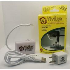 ViviLux Super Bright Flexible Craft Light - Magnet