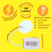 ViviLux Super Bright Flexible Craft Light - Velcro with FREE Handi-Clip